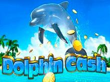 Популярная азартная игра на деньги Dolphin Cash
